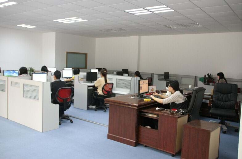 Our Sales Team's in office