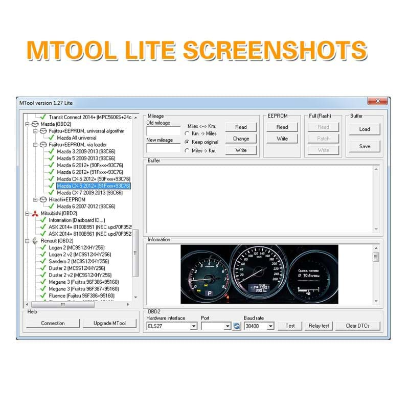 New product about MTool Lite version for Kia,Mazda,Ford,Hitachi,Mitsubishi,Rena