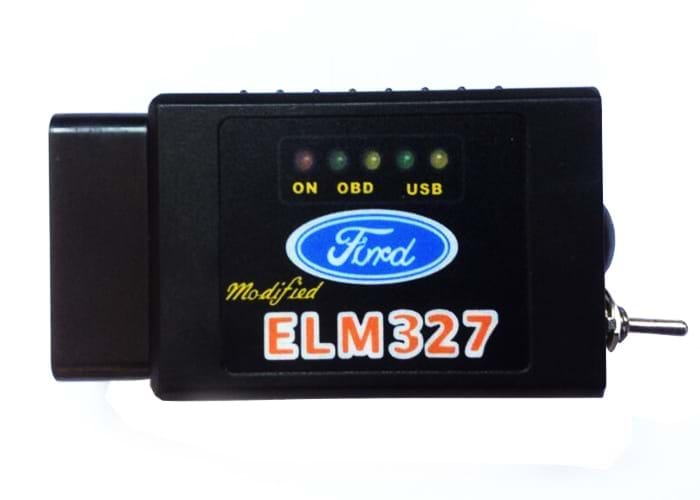 New product about Elm 327 Bluetooth with Switch OBD2 Can Bus Scanner Diagnostic Tool