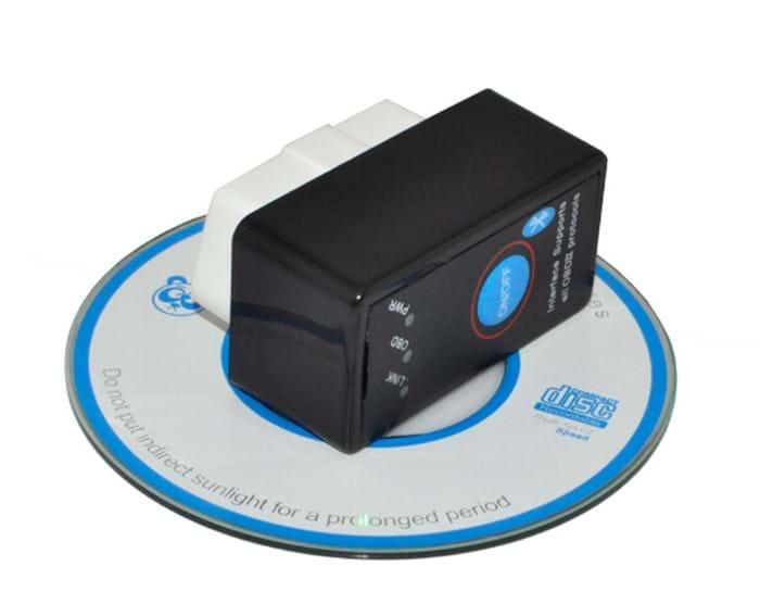 Mini elm327 bluetooth odb2