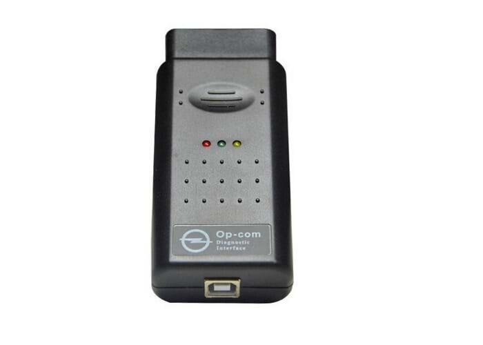OPCOM OP-COM OPEL OBDii Automotive Diagnostic Scanner USB Interface for Cars