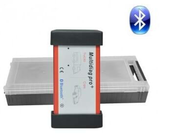 New Multidiag Pro+ Bluetooth Diagnostic Interface Cars Trucks Scanner