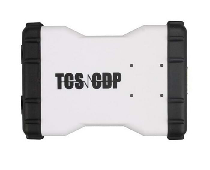 2014.02 New vci TCS cdp+ pro NO Bluetooth Newest with keygen obd