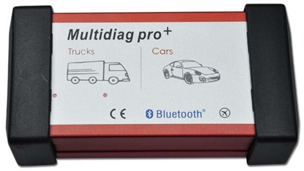 Multidiag pro+ A+ qulity 2014.2 version with 4GB TF card cdp+ pro bluetooth Plactis box