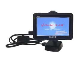 OBD Smart Car Trip Computer V-checker A601 with Diagnosis Function