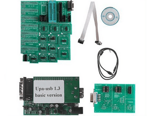 ECU Chip Tunning Tools UPA USB Programmer V1.3 with Full Adapters