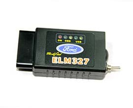 2015 Hot Selling Elm bluetooth with switch Car ECU Scanner with Best Price