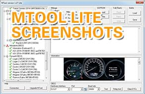 MTool Lite version for Kia,Mazda,Ford,Hitachi,Mitsubishi,Renault,Logan