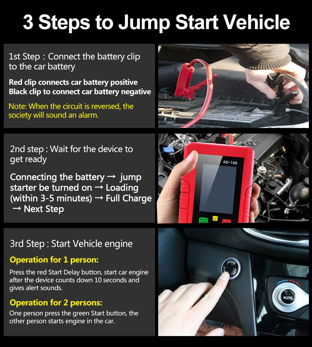 Super Capacitors Vehicle Jump Start